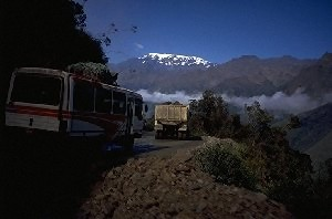 Road to Yungas