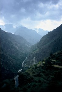 just before Joshimath