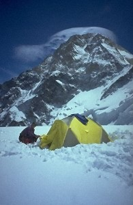 Camp 2, Khan Tengri