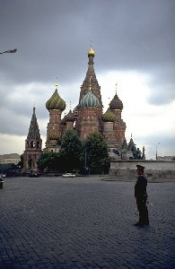 Basil's Cathedral, once again...